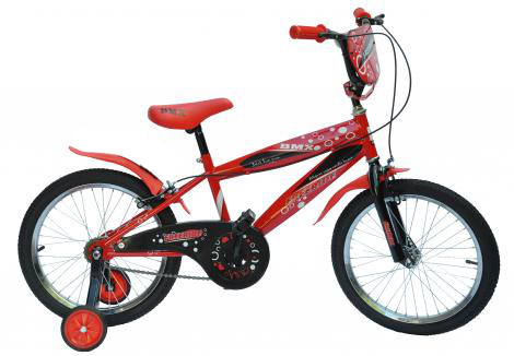 Freeride man red 18