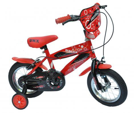Freeride man Red 12